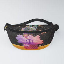 Peace Planet Fanny Pack