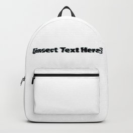 Whoops!:.sWirl1Ng Backpack