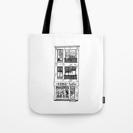 Apartment Tote Bag