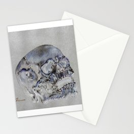 """24 Karat Cranium 2"" Stationery Cards"