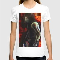 the winter soldier T-shirts featuring The Winter Soldier by ParallelPenguins