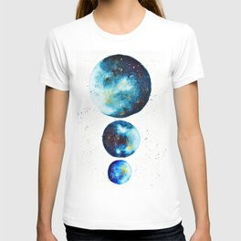 Blue moons T-shirt