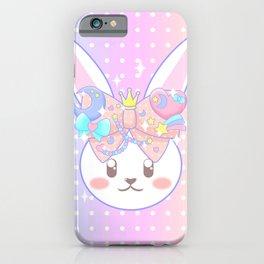 Fairy Kei Decora Bunny iPhone Case