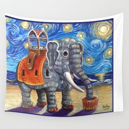 Starry Lu Wall Tapestry