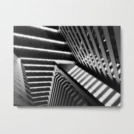 Lobby Metal Print
