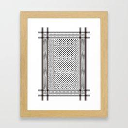 Kofia Framed Art Print