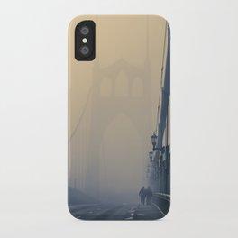 Gothic Fog iPhone Case