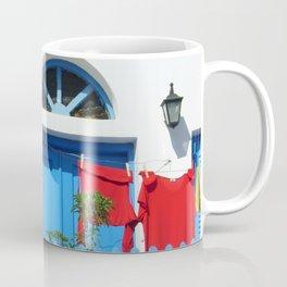 Santorini Love Mug