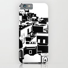 Fira Black and White iPhone 6s Slim Case