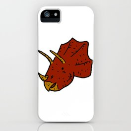Stegosaur iPhone Case