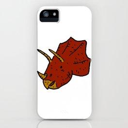 Stegosaur iPhone Case