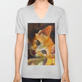 Ginger and Spice With Everything Nice Unisex V-Neck