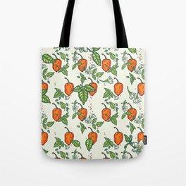 hot habanero Tote Bag