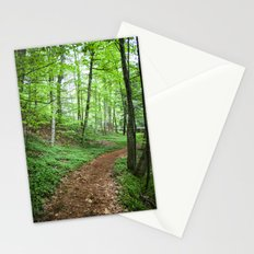 The Emerald Forest Stationery Cards