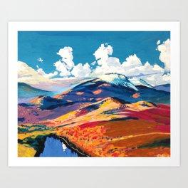 ADK Art Print