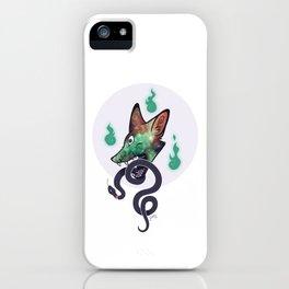 Foxfire iPhone Case