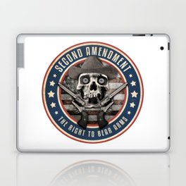 Second Amendment Laptop & iPad Skin