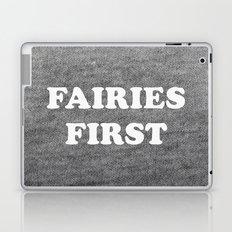 Fairies first Laptop & iPad Skin