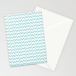 Limpet shell chevron  Stationery Cards