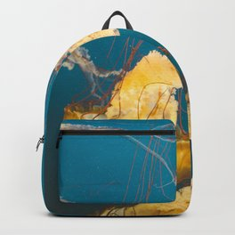 Pacific Sea Nettle Jellyfish I Backpack