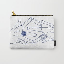 Make My Hands Famous - Part IV Carry-All Pouch
