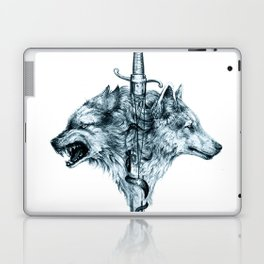 Dire Wolf Laptop & iPad Skin