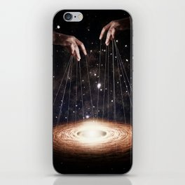 The Greatest Puppeteer iPhone Skin
