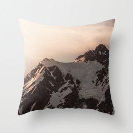 Shuksan Shine Throw Pillow