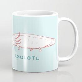 Axolittle Axolotl Coffee Mug