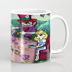 Alice in Wonderland by RonkyTonk Mug