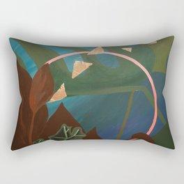 The Depths Rectangular Pillow