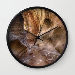 Willis Creek Wall Clock