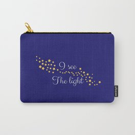 I see the light- Rapunzel Carry-All Pouch