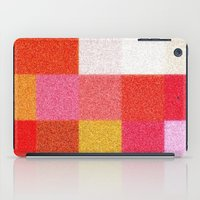 blanket iPad Cases featuring Blanket by Mr and Mrs Quirynen