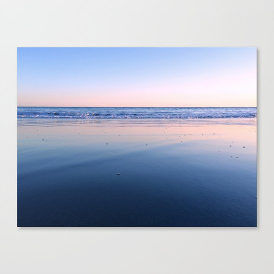 Mirrors Canvas Print