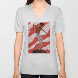 This is America Unisex V-Neck