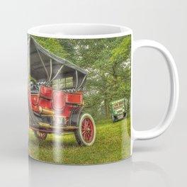 Stanley Steam Car Coffee Mug