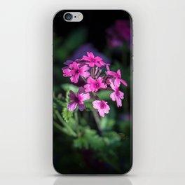 Morning Verbena iPhone Skin