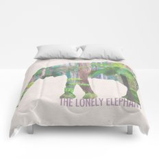 The Lonely Elephant Comforters