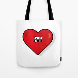 what about love? Tote Bag