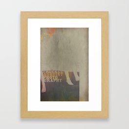 Freckle&Squint Framed Art Print