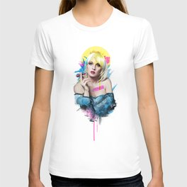 Holy Painted T-shirt
