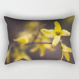 Forsythia Rectangular Pillow