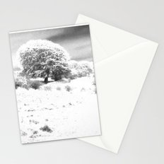 Haresfield In The Snow Stationery Cards