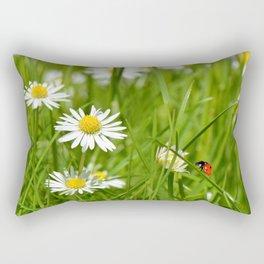 Summer meadow 76 Rectangular Pillow