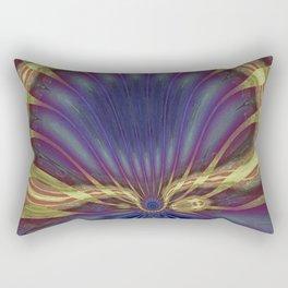 Fantasy Clam Rectangular Pillow