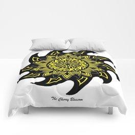 Sunny Mandala Comforters