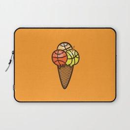 Sweet basketball Laptop Sleeve