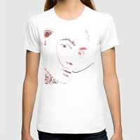 dali T-shirts featuring Dali by rebeccalbe
