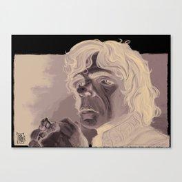 The Imp Canvas Print